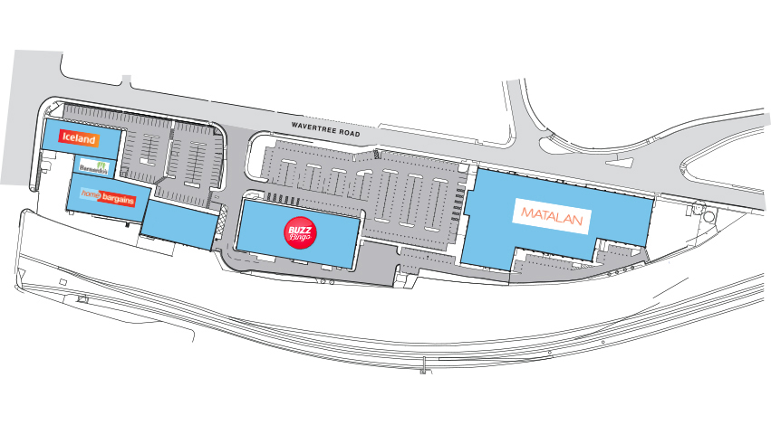 Wavertree Retail Park Scheme