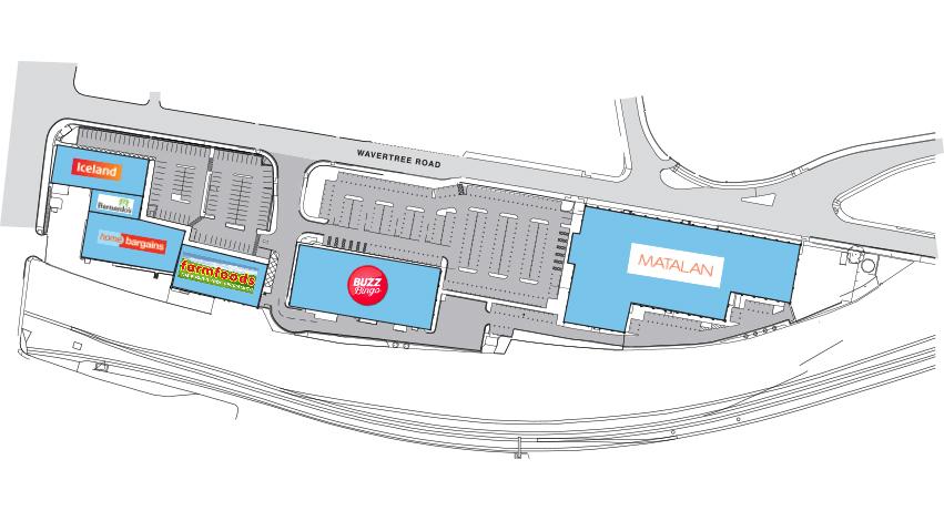Wavertree Retail Park Scheme